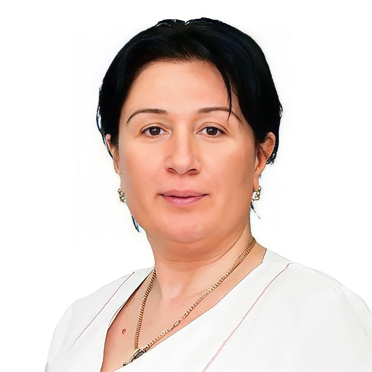 Шенгелия Екатерина Георгиевна
