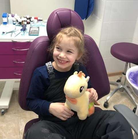 Кабинет детского стоматолога Vimed Profi