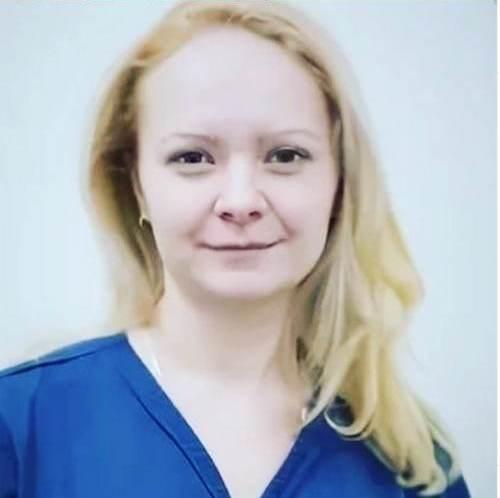 Бубнова Анна Михайловна