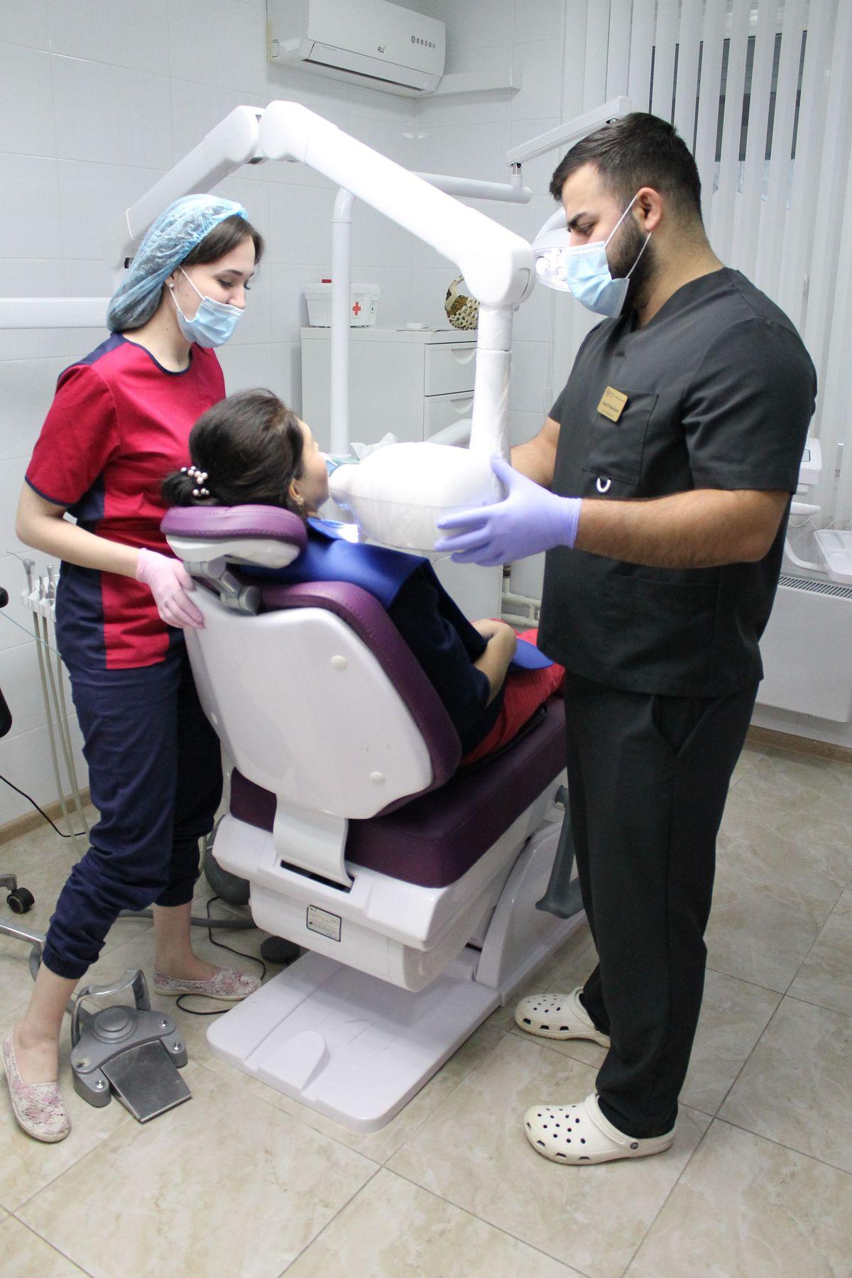 Прием стоматологов-ортодонтов