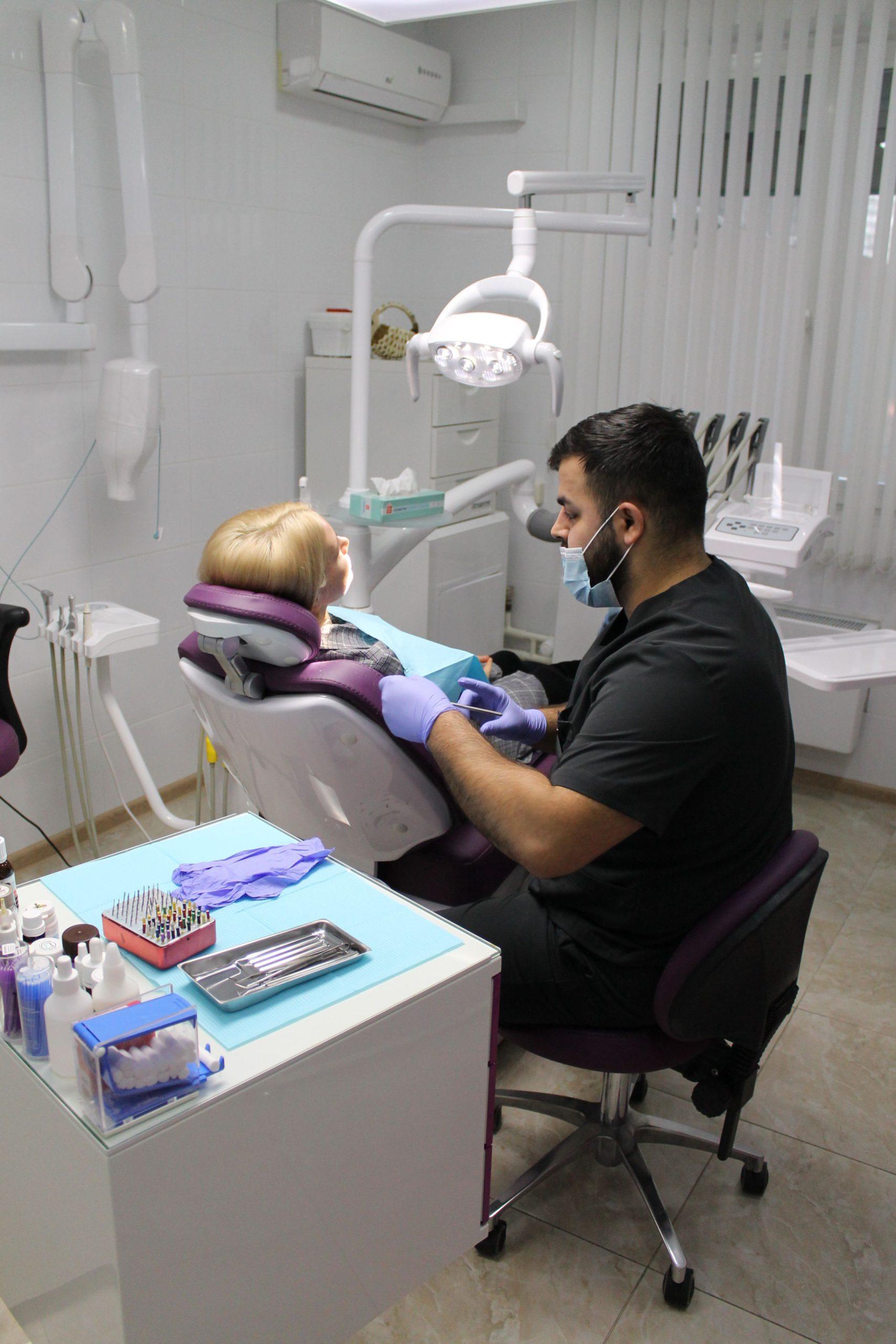 Стоматология в клинике Вимед Профи Некрасовка