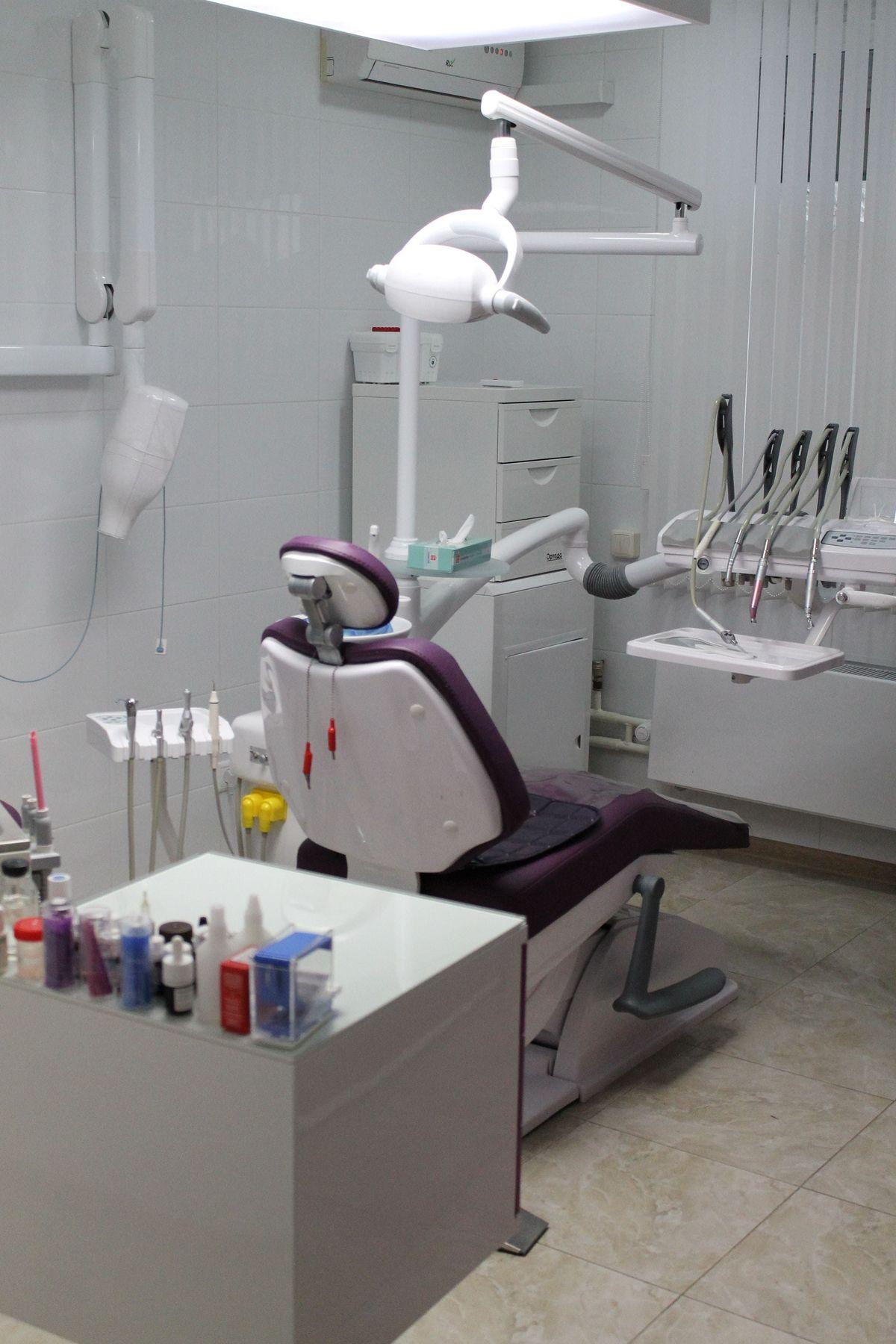 Кабинет стоматолога Вимед Профи в Некрасовке